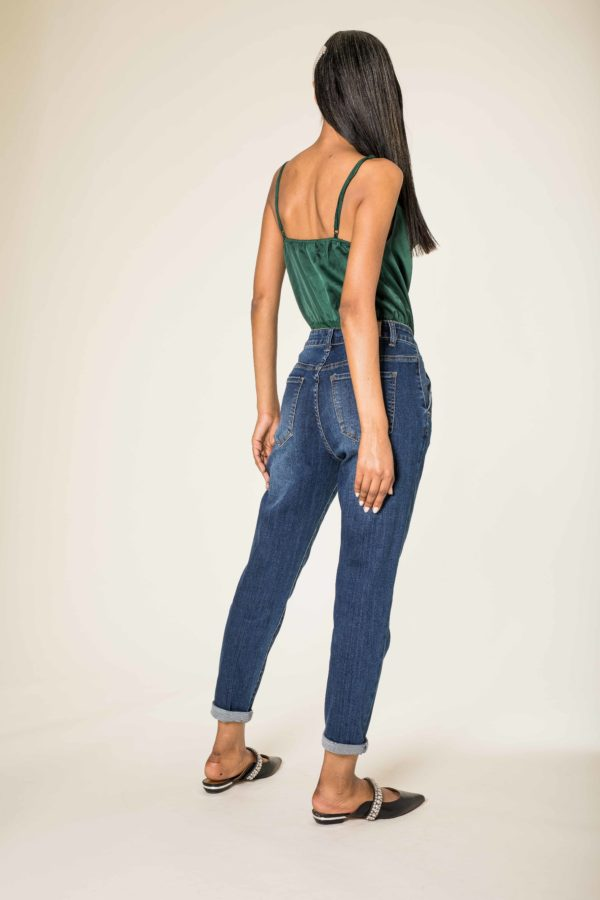 Nina Carter jean boyfriend stretch