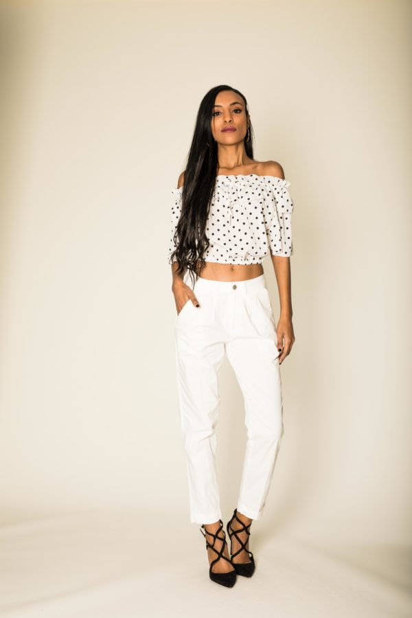 Nina Carter pantalon chino